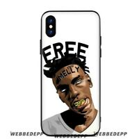 YNW Melly Hip Hop Rap Case cover iPhone 5 5S SE 6 6S 7 8 + plus X XS XR MAX