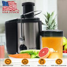 1500ml Home Electric Juice Extractor Vegetable Extractor Juice Maker Machine