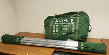 (F87401) 13.5ft. x 15ft. Canvas Military Tent
