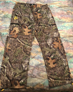 Mossy Oak Obsession Tech Pant Size 36/38