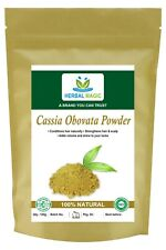200g Organic Cassia Obovata Powder Senna Leaves Neutral Henna Premium Quality