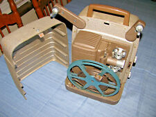 Vintage USA Bell & Howell 253 AX Projector 5 Amps 500W 115V Tested Works Great