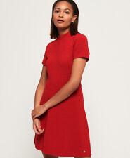 Superdry Womens Nanette Textured Dress