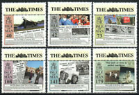 Great Britain-Man Stamp - 2013 Europa;;The Times Newspaper Stamp - NH