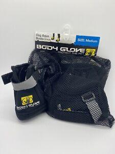 Body Glove Protect The Pet Medium Waterproof Dog Boots Neoprene Reflective