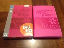 Niv Bible For Kids - Hot Pink Duotone - $24.99 Retail - Girls Thinline