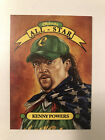 Cuyler Smith Kenny Powers baseball card print Eastbound and Down