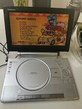 Portable Panasonic DVD Player DVD-LX110