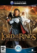 LORD OF THE RINGS RETURN OF THE KING GAMECUBE GAME PAL