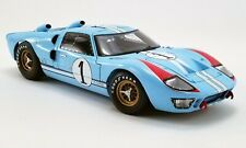 1966 Le Mans Ford Gt40 Mk Ii Ken Miles in 1:18 by Shelby Collectibles Sc411Bu