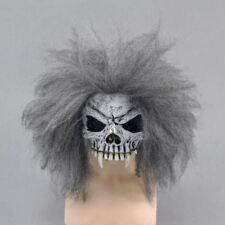Complementos de color principal gris para disfraces y ropa de época de terror