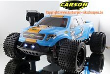 1:10 Carson 500400144 The Blaster Truggy 2WD 2.4GHz, RTR, inkl.AKKU B-Ware OVP