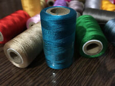 25 Spools of Sewing Machine Silk Art Embroidery Threads, Best Price in ebay uk