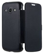 Samsung Folio Case Cover for Samsung Galaxy Ace 3 by Anymode - Black