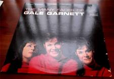 The Many Faces Of Gale Garnett  1965  RCA  LSP-3325  Pop  Vinyl LP  VG++