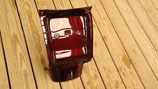Honda GL1800 Gold Wing Rear Fender Mud Guard '06-'08 Cabaret Red