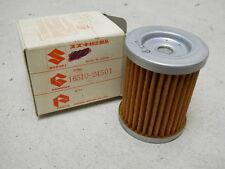 Suzuki NOS DR125, DR200, SP125, SP200, LT-F230, Oil Filter, # 16510-24501   s.