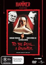A To The Devil Daughter (Hammer- Christopher Lee/ Natassja Kinski) mint