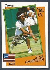 PANINI SUPERSPORT 1988/89- #199-UNITED STATES-TENNIS-ZINA GARRISON