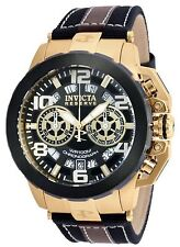 NEW Invicta 20490 Reserve Nitro Swiss Made Quartz Chronograph Strap Watch