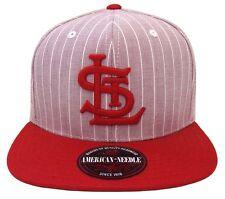 St. Louis Cardinals American Needle Demo Strapback Snapback Style Cap Hat