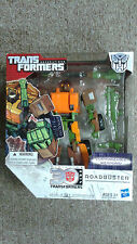 Transformers Deluxe Voyager Roadbuster NEW Autobot Hasbro NIB