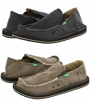 Sanuk Vagabond Men's Sidewalk Surfer Slip-on Loafer Medium (D, M)