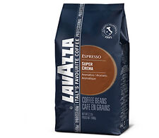 Lavazza - Super Crema - Espresso Whole Beans - 2.2 lb Bag