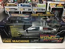 2017 Diamond Select Toys 1/15 scale Back to Future Deloreon Time Machine w/Light