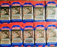 2x20-21 Panini Prizm Draft Picks Basketball Hanger Cello Fat New Seal Lamelo RC