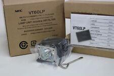 Nuevo Y En Caja NEC VT60LP media Proyector Lámpara Bombilla 200 W 2000Hrs VT46 VT660K vivienda