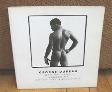 George Dureau New Orleans 50 Photographs Male Nudes Men Edward Lucie Smith PB