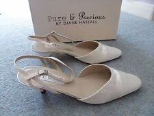 697d92f0052 Mid Heel (1.5-3 in.) Satin Bridal Shoes for sale | eBay