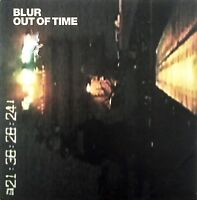 Blur ‎CD Single Out Of Time - Promo - England (EX/M)