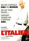 DVD - L'ITALIEN - Kad Merad - Valérie Benguigui - Roland Giraud