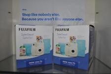 Fujifilm Instax Mini 7s Camera Bundle w/ Film Photo Album & Groovy Case NIB
