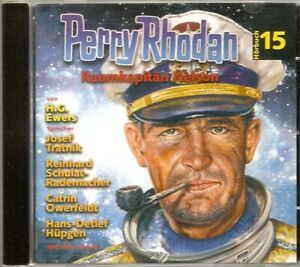 + Perry Rhodan Hörspiel Eins A Medien 15 Raumkapitän Nelson