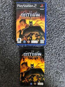 BATMAN : RISE OF SIN TZU - PS2