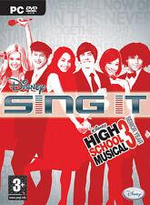 Disney Sing It! High School Musical 3 PC IT IMPORT DISNEY INTERACTIVE