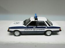FORD CORTINA MKIV TAUNUS ISRAEL POLICE OF THE WORLD DeAGOSTINI IXO 1:43