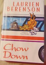Chow Down by Laurien Berenson (2006, Hardcover)