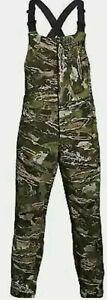 Under Armour Pants 4XL ColdGear Grit Bib Ridge Forest Camo NWT