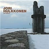 Jori Hulkkonen - Different (2002) New and Sealed CD