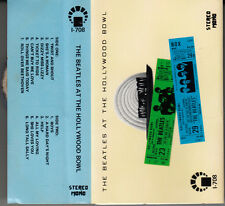 K 7 AUDIO (TAPE)  THE BEATLES  *AT THE HOLLYWOOD BOWL* (MADE IN JAPAN)
