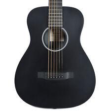 Martin Lx Black Little Martin Acoustic