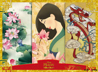 Jigsaw puzzle Disney Mulan flowers and incense 38 * 52 cm 800 pieces TP08-019