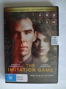 IMITATION GAME, THE: Benedict Cumberbatch, Keira Knightly <NEW>