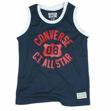 Logo Vest Top Sleeveless T-Shirts & Tops (2-16 Years) for Boys