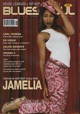 Jamelia on Blues & Soul Magazine Cover 2000   En Vogue   The Winans  Carl Thomas