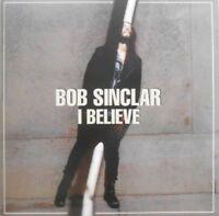 BOB SINCLAR : I BELIEVE ( RADIO MIX ) - [ CD SINGLE PROMO ]